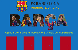 FC Barcelona Producte Oficial