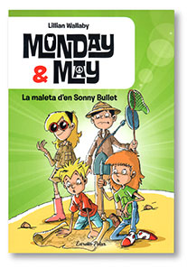 Monday & May: La maleta d'en Sonny Bullet